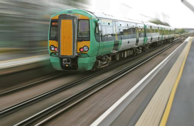 The trains will be reduced from today as the government urges only key workers should now be using them (Credit: Pixabay)