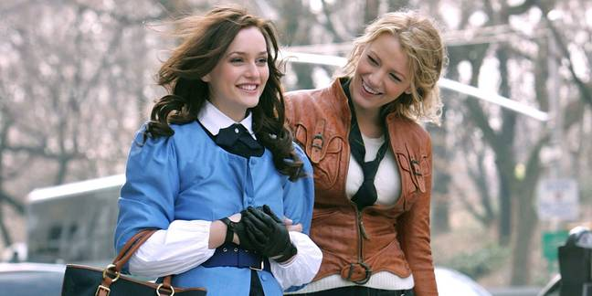 Gossip Girl will be taken off Netflix from 31st December (Credit: The CW)