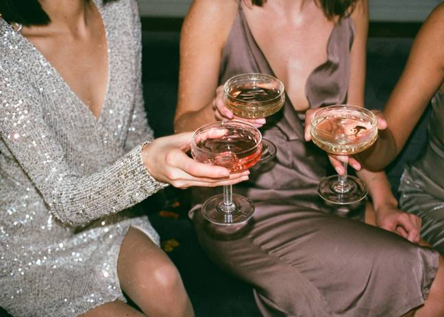 Life before lockdown was filled with bar crawls, parties, brunches and social events for many women in their 20s and 30s (Credit: Pexels)