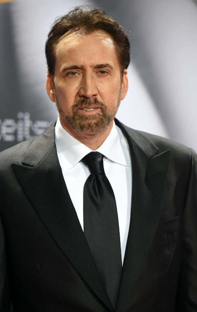 It looks like Nicolas Cage has a busy schedule coming up (Credit: PA)