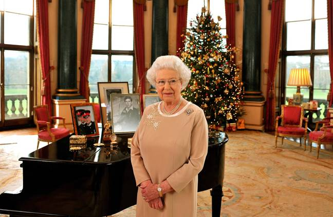The Queen gives a speech every Christmas (Credit: PA)