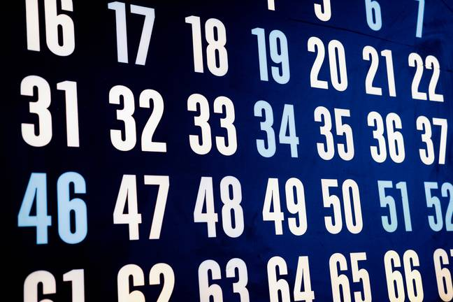The online game works by generating your numbers using your mobile phone digits (Credit: Unsplash)