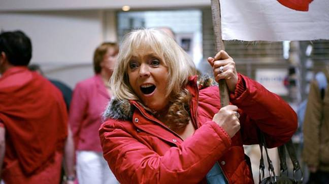 Alison Steadman (AKA Pam Shipman) has also said she'd be up for more episodes (Credit: BBC)