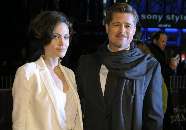 Angelina Jolie has reportedly claimed she can provide 'proof' of 'domestic abuse' (Credit: PA Images)