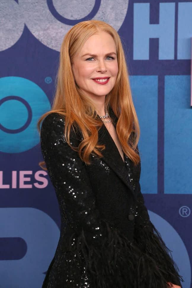 Nicole Kidman threw us a massive Big Little Lies curveball Credit: PA