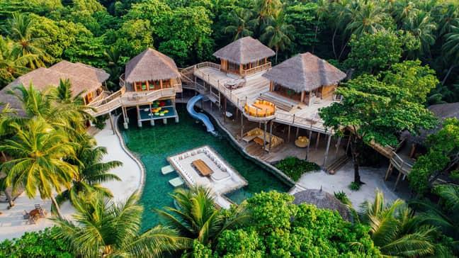 Soneva Fushi have a whole host of other equally gorgeous properties (Credit: Soneva Fushi)