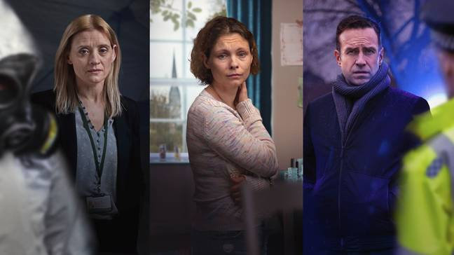 'The Salisbury Poisonings' airs on BBC One at 9pm over three consecutive nights: 13th, 14th and 15th of June (Credit: BBC One)