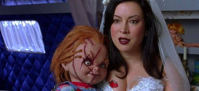 Jennifer Tilly is also making a comeback (Credit: Orion Pictures)