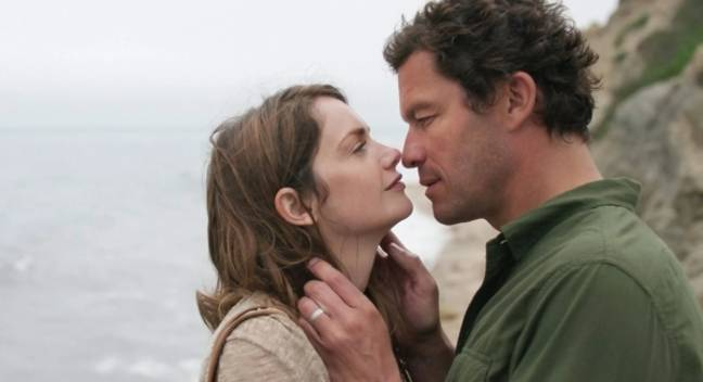 'The Affair', starring Ruth Wilson and Dominic West (Credit: Showtime)