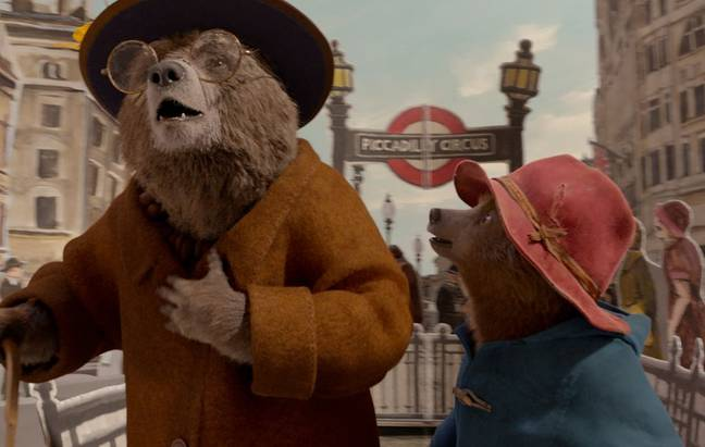 Paddington and Aunt Lucy (Credit: Studiocanal)