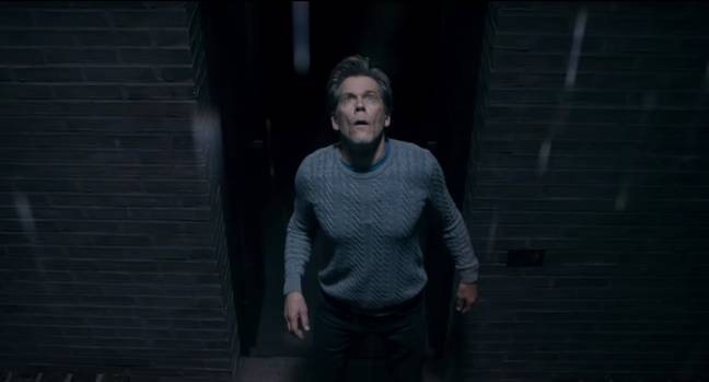 Kevin Bacon plays successful middle-aged man Theo Conroy, whose relationship is beginning to unravel (Credit: Universal)