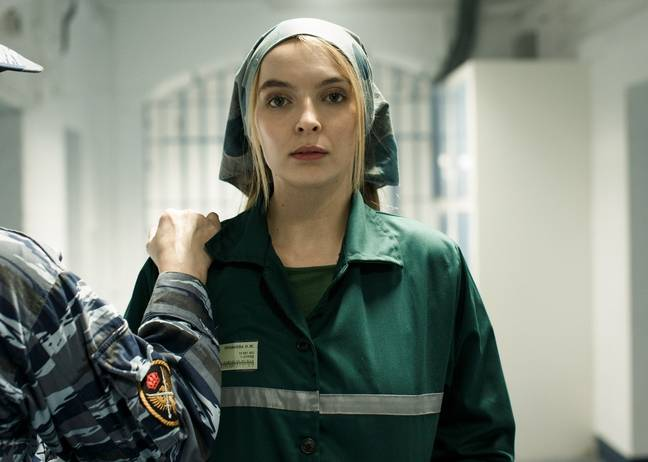 'Screw' is from the writer of hit BBC drama 'Killing Eve' starring Jodie Comer (Credit: BBC)