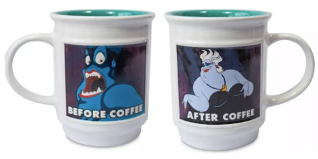 These mugs are relatable AF (Credit: Disney)