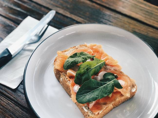 Smoked salmon is huge on vegan's miss-list (Credit: Unsplash)
