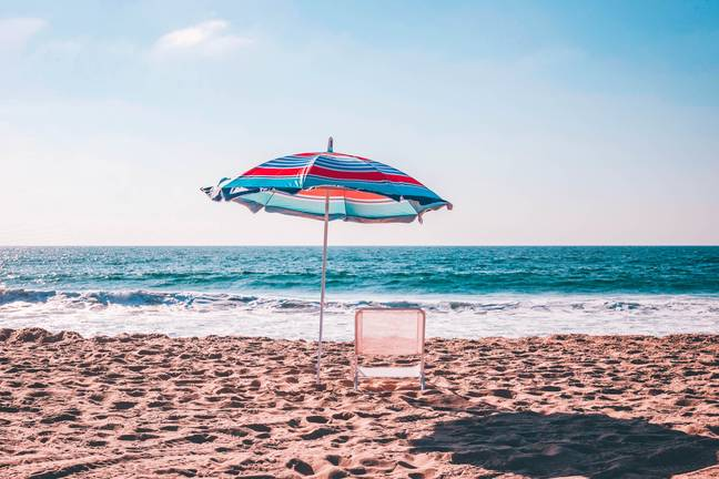 Britain could be hotter than Majorca this weekend. Credit Unsplash