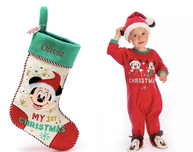 You can even have it personalised (Credit: Disney)