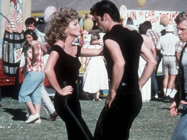 You can watch classics like 'Grease' (Credit: Paramount Pictures)