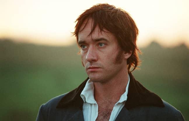 Matthew Macfadyen played Mr. Darcy in Pride & Prejudice (2005) (Credit: StudioCanal/Working Title Films)
