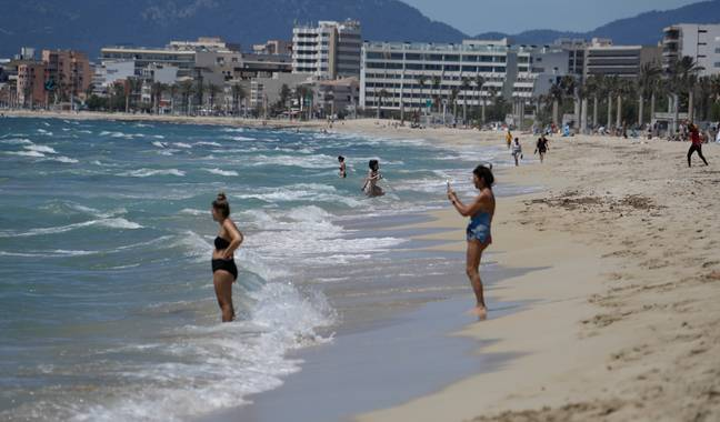 Spain is following in Portugal's footsteps by allowing Brits to visit the country quarantine-free