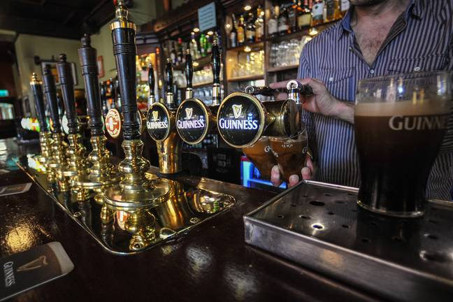 Pubs are also opening up and down the country (Credit: PA)