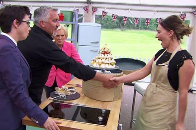 Credit: BBC/Great British Bake Off