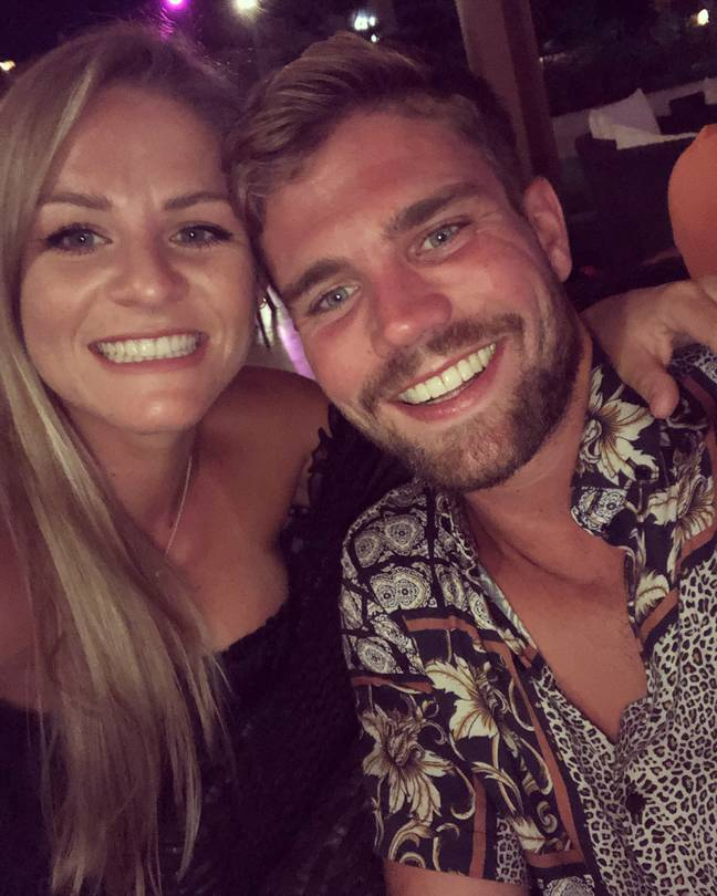 Robyn is due to marry fiancé Charlie, also 28, on 26th June (Credit: Robyn Tennison)