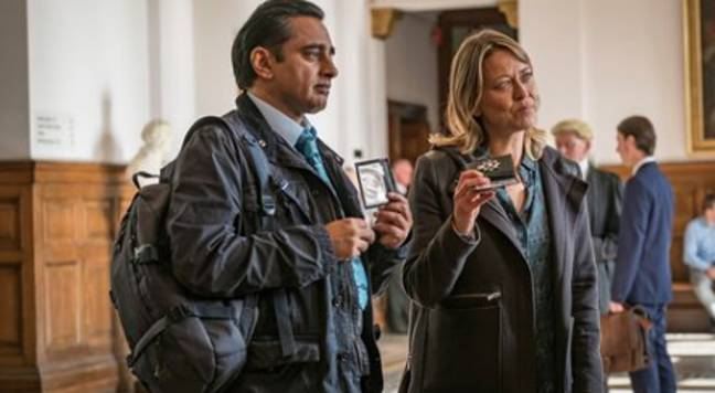 Unforgotten is returning after a long wait (Credit: ITV)
