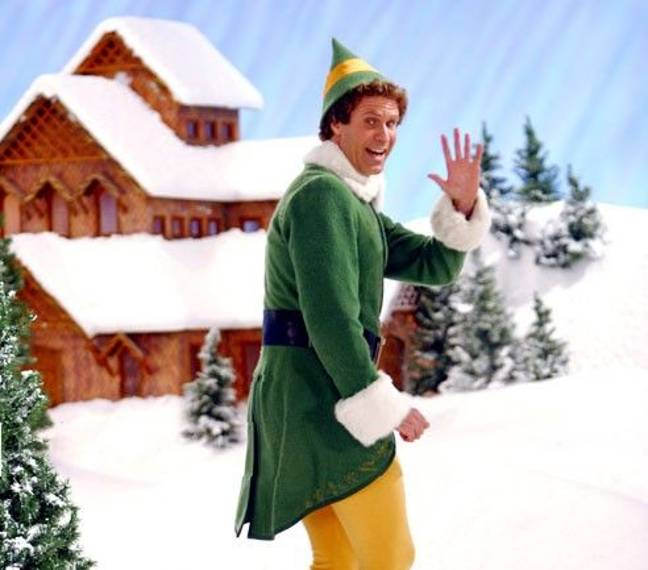 Buddy the Elf will be back in time for Christmas this year (Credit: New Line Cinema)