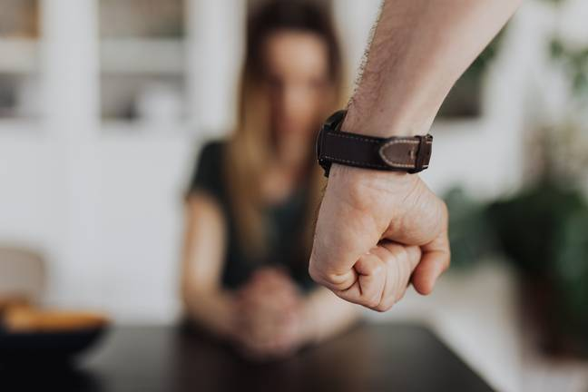 Domestic abuse has been on the rise since lockdown (Credit: Pexels)