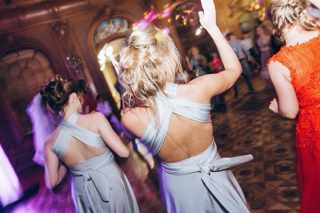 The bride said the elderly relative will be 'out of place' at the party (Credit: Shutterstock)