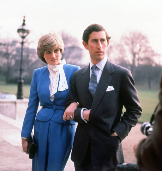 The film will follow Princess Diana as she decides to leave Prince Charles (Credit: Shutterstock)