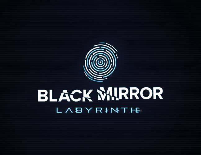 The 'Black Mirror' experience launches late next month (Credit: Thorpe Park)