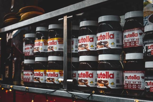 Put Nutella in all snack foods, tbh (Credit: Unsplash)
