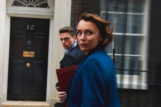 Julia Montague won't return. (Credit: BBC/Bodyguard)