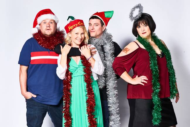 Watch 'Gavin and Stacey' from the beginning on BBC iPlayer (Credit: BBC)