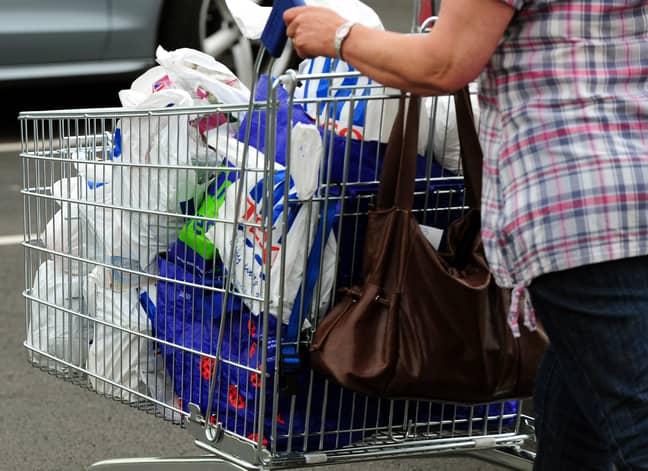 Planet Patrol say the ban on single-use bags isn't enough (Credit: PA)