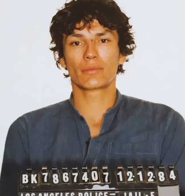 Ramirez terrorised California (Credit: Los Angeles Police Department)