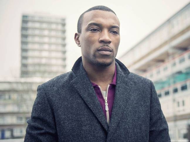 Ashley Walters has spoken out about allegations made about his co-star (Credit: Sky)