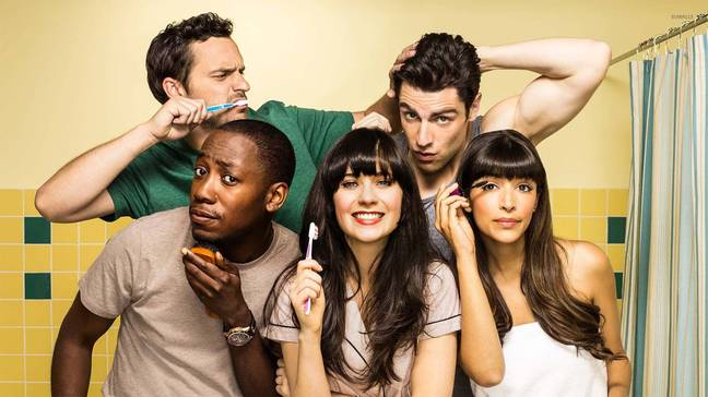 If you liked 'New Girl' you'll love this (Credit: Netflix)