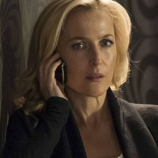 Gillian Anderson plays a detective in the drama (Credit: BBC)