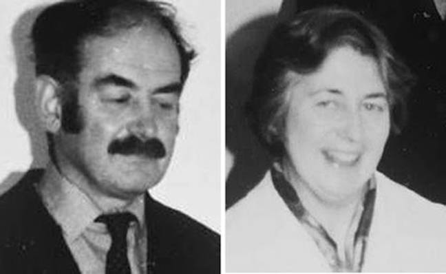 Cooper's first known victims were siblings Richard and Helen Thomas (Credit: PA)