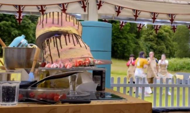 Credit: Channel 4/GBBO