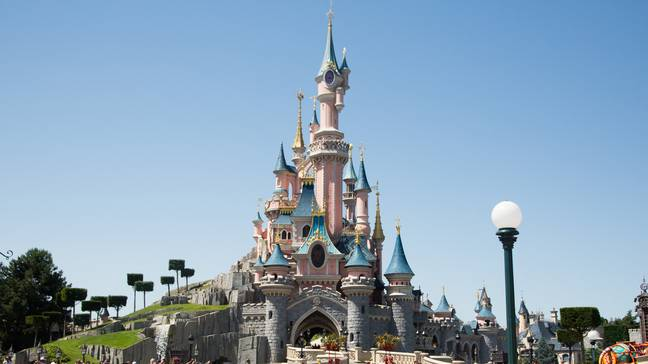 This could be your castle (Credit: Disneyland Paris)