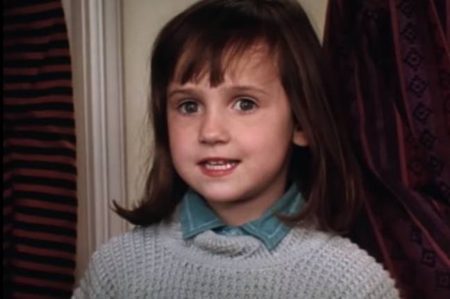 Mara Wilson hit screens when she was just six years old (Credit: 20th Century Fox)
