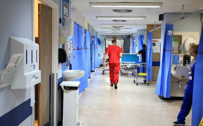 A new NHS Nightingale Hospital will open in the ExCel Centre in London (Credit: PA)