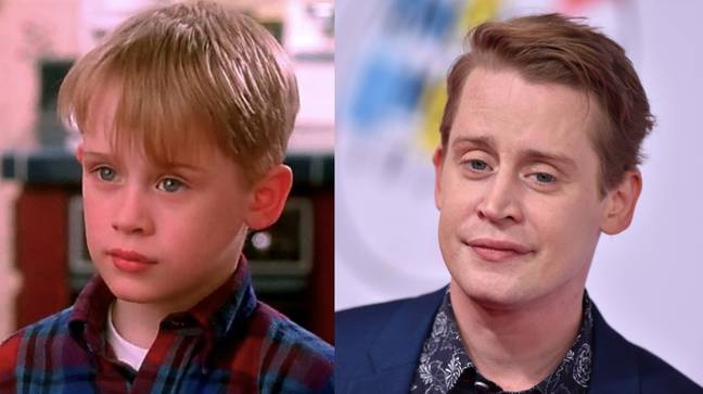 Macaulay Culkin played the lead role of Kevin McCallister (Credit: 20th Century Fox/PA)
