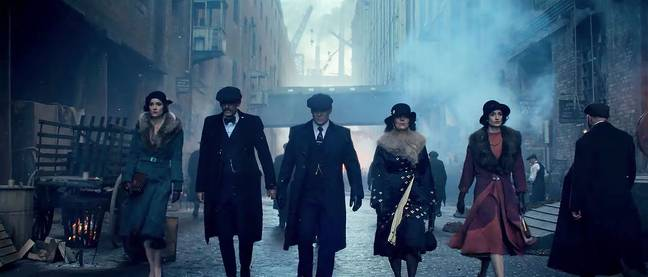 The cast have already received scripts for Peaky Blinders series 6 (Credit: BBC)