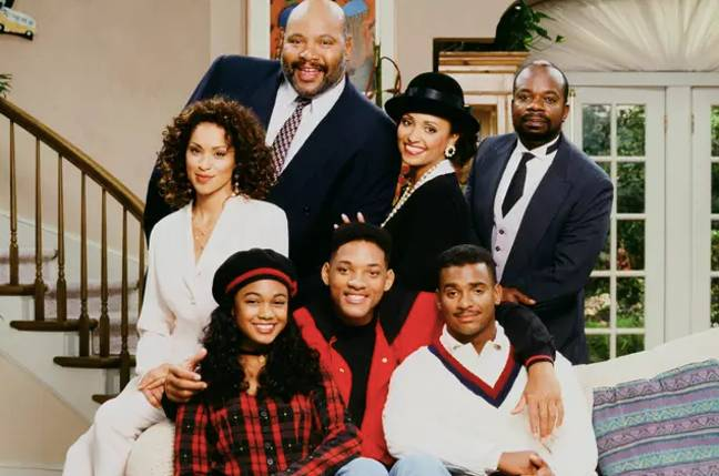 The Bel-Air family are back (Credit: NBC)