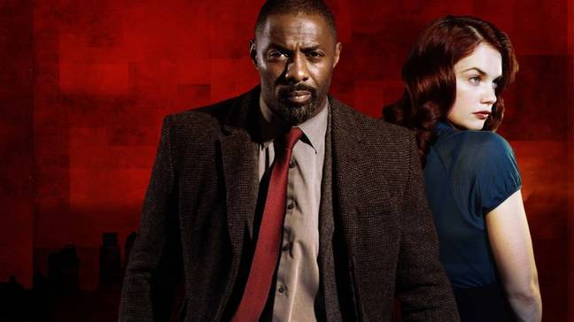 Luther and Alice Morgan (Credit: BBC)