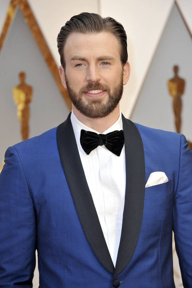 Chris Evans' social media has been a hot topic recently (Credit: PA)